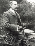Sir Edward Elgar Photographic Print