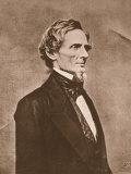 Jefferson Davis Reproduction photographique