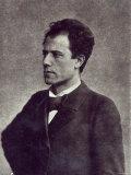 Portrait of Gustav Mahler, 1897 Photographic Print