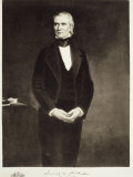 James K. Polk Reproduction photographique par George Peter Alexander Healy