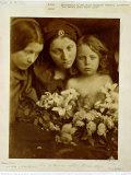 The Return After Three Days, c.1865 Lámina fotográfica por Julia Margaret Cameron