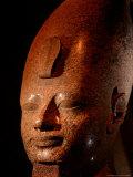 Amenhotep III, Luxor Museum, New Kingdom, Egypt Fotografisk tryk af Kenneth Garrett