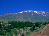 Chatkal Mountains, Angren, Uzbekistan Photographic Print by Martin Moos