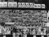 Newsstand, Omaha, Nebraska, c.1938 Foto af John Vachon