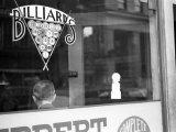 Billiard Hall, Greensboro, North Carolina, c.1938 Foto af John Vachon