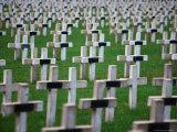 War Cemetery, Verdun, France Photographic Print by Setchfield Neil