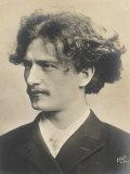 Ignacy Jan Paderewski Polish Pianist Composer and Statesman Photographic Print