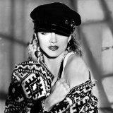 Madonna, February 1988 Fotografie-Druck