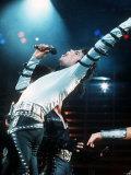 Michael Jackson Concert Wembley Stadium London Fotografisk trykk