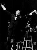 Frank Sinatra Fotoprint