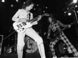Slade Pop Group Concert at Belle Vue, Manchester, 1974 Fotografisk tryk
