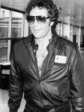 Tom Jones on His Way to Los Angeles Reproduction photographique