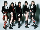 The Bay City Rollers Photographic Print