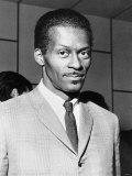Chuck Berry Music Fotografisk tryk