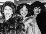 The Three Degrees Fotografisk tryk