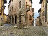 Cannobio, Lago Maggiore, Piedmont, Italy Photographic Print by Demetrio Carrasco