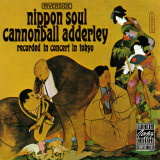 Cannonball Adderley, Nippon Soul Affiche