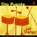 Tito Puente, Hot Timbales Posters