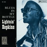 Lightnin' Hopkins, Smokes Like Lightning Kunstdruck
