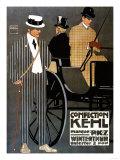 Switzerland - Confection Kehl Gentlemen Clothing Advertisement Poster Print by  Lantern Press