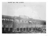 Fenway Boston Red Sox Baseball Exterior View Photograph - Boston, MA Posters by  Lantern Press
