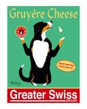 Greater Swiss コレクターズプリント : ケン・ベイリー