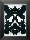 Rorschach, c.1984 Art by Andy Warhol
