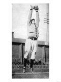 Sherry Magee leaping catch, Philadelphia Phillies, Baseball Photo - Philadelphia, PA Prints by  Lantern Press