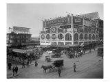 Pike Place Market Photograph - Seattle, WA Prints by  Lantern Press