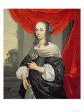 Portrait of a Lady Giclee Print by Louis-Michel van Loo