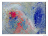 Night and Day, 1908-11 Giclee Print by Odilon Redon