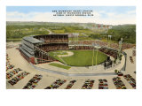 Milwaukee Stadium, Wisconsin Poster