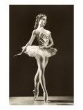 Danseuse de ballet Posters