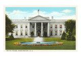 White House, Washington, D.C. Print