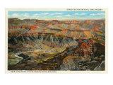 Lipan Point, Grand Canyon Poster