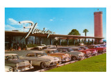 Hotel Flamingo, Las Vegas, Nevada Poster