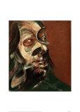 Study of Isabel Rawsthorne, c.1966 Konst av Francis Bacon