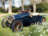 1910 Bugatti type 13 Photographic Print