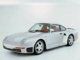1988 Porsche 959 Fotografie-Druck