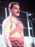 Freddie Mercury and Queen Fotografisk trykk