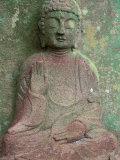 Saikyoji Temple, Buddha Statue, Hirado, Nagasaki, Japan Photographic Print by Rob Tilley