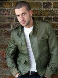 Singer Shayne Ward Winner of the X Factor, June 2006 Fotografie-Druck
