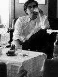 Bryan Ferry Pop Singer 1985 Lámina fotográfica