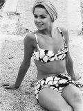 Actress Virginia North Who Was a Bond Girl in the James Bond Film on Her Majesty's Secret Service Photographic Print