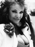 Actress Kate O'Mara of Dynasty, Crossroads and Doctor Who Fame, May 1989 Photographic Print