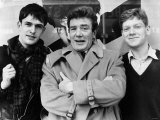 Rupert Everett with Albert Finney and Kenneth Branagh, 1982 Photographic Print