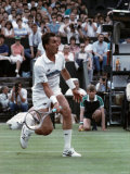 Wimbledon. Ivan Lendl V. Darren Cahill. June 1988 Photographic Print