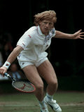 Boris Becker, Wimbledon Tennis, June 1988 Photographic Print
