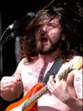 T in the Park' July 2007 Biffy Clyro Perform on the NME Stage Photographic Print