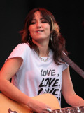 Kt Tunstall on the Main Stage at the 2007 V Festival, Chelmsford Fotografie-Druck